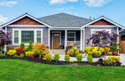 Landscaping Services For Front of House